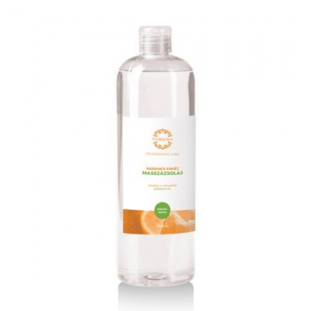 Pomeranč-skořice parafínový masážní olej 1000ml