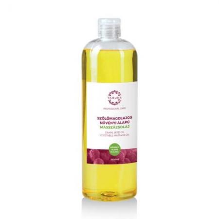 Hroznový rostlinný masážní olej 1000ml