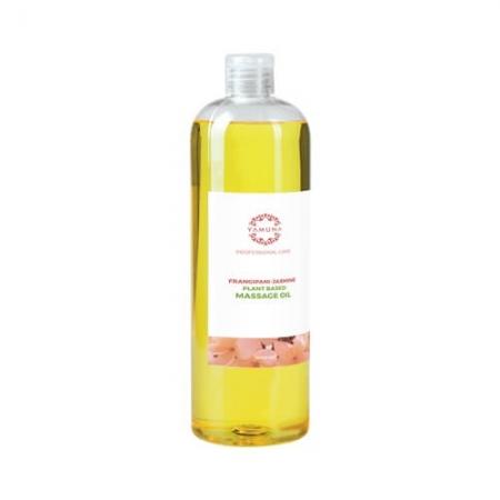 Frangipani-jasmín rostlinný masážní olej 1000ml