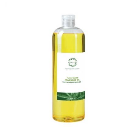 Konopný rostlinný masážní olej 1000ml