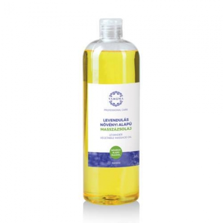 Levandulový rostlinný masážní olej 1000ml