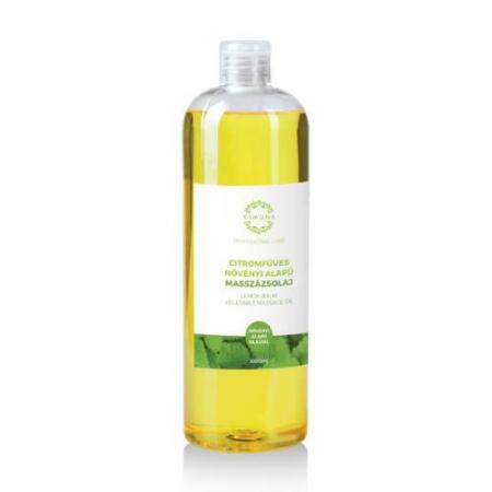 Meduňkový rostlinný masážní olej 1000ml