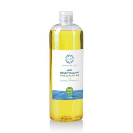 Yogi rostlinný masážní olej 1000ml