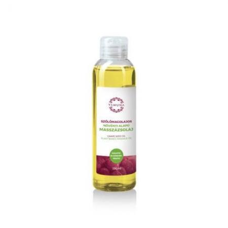 Hroznový rostlinný masážní olej  250ml