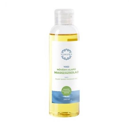 Yogi rostlinný masážní olej 250ml